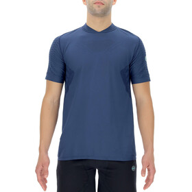 UYN City Shortleeves Running Shirt Men, dress blue